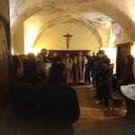 Conclusione via crucis