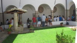 Ragazzi a San Girolamo agosto 2016